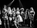 Drags on stage